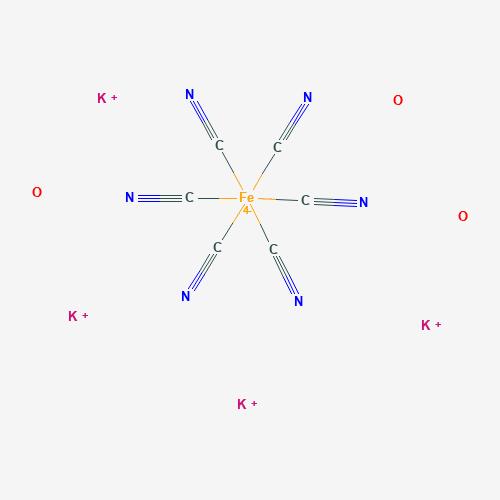پتاسیم هگزاسیانوفرات (II) سه آبه (یک کیلوگرمی) (reagent grade,)